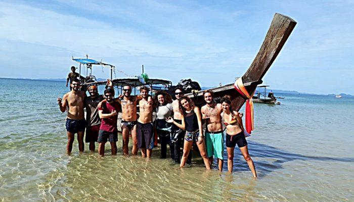 immersioni thailandia