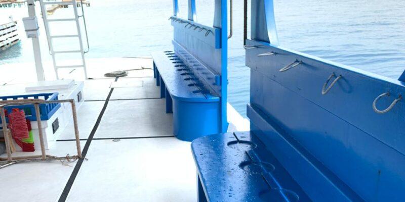 imbarcazione fihalhohi dive resort