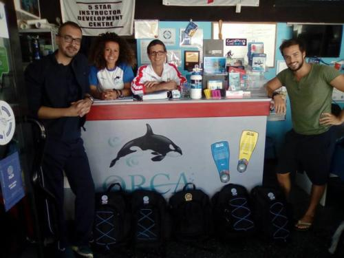 PADI IDC Orca Diving Center